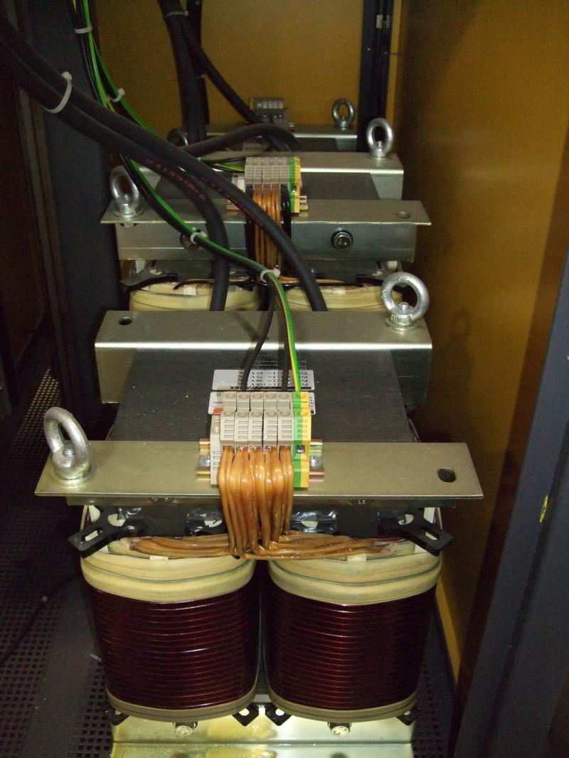 AGNI 1600C elevator kiln inside panel transformer