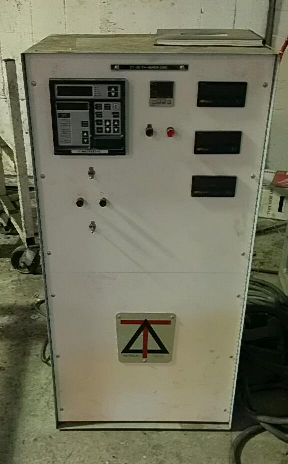Deltech TH-28-484826 control panel