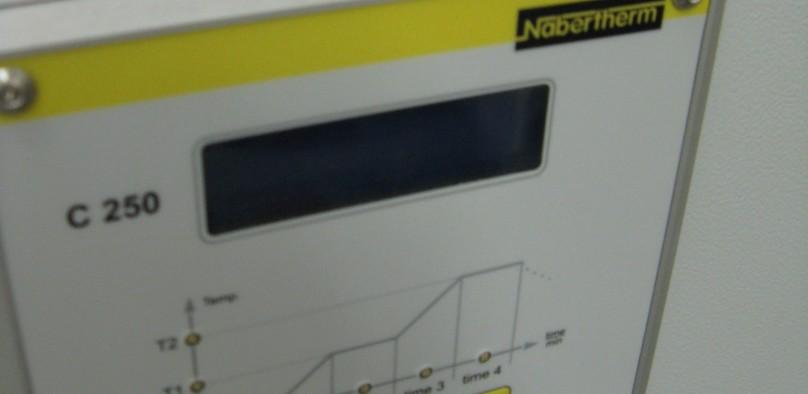 Nabertherm N300/H controller